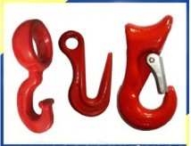 G80 Twist Eye Choke Hook / Smedede Sortering Hook / G80 Sliding Eye Choke Hook