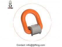 Lifting Ring welded-on type