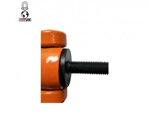 swivel shackle for Machine components loading