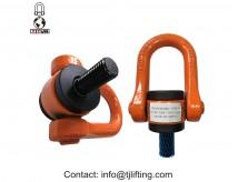 coating kekuatan desain titik angkat 3/4 UNC ukuran baja paduan G80
