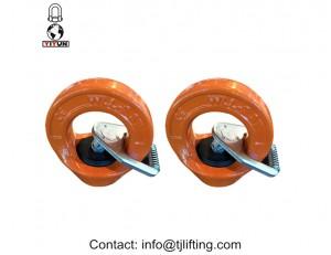 Aparejo de ojos hardware de cerradero aparejo de elevación del anillo giratorio del perno