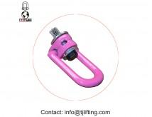 YD081 m12 360 درجة rotatability أداة خالية من تصاعد حلقة رفع دوارة