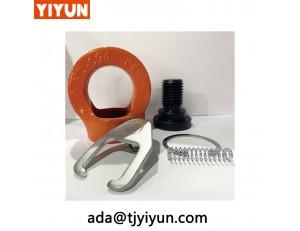 Metric thread Swivel Eyebolt lifting product / Swivel Load Rings / Swivel Lifting Rings