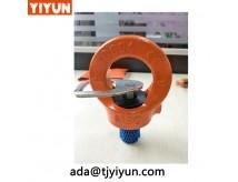 4 пъти WLL M60 завиващ подемник за око пръстен / точка на повдигане
