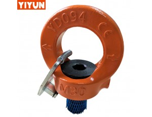 manufacturing Size M30 WLL 6T  Lifting Point Lifting Equipment  UNC Thread hoist ring