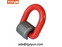 4:1 Factor weld on D ring / Weld on Transport Rings manufactured by Yiyun