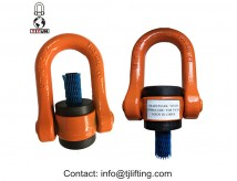 42CrMo steel swivel eyebolt use on machines for special applications