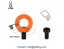 Alloy steel GXNUMX swivel eye bolt