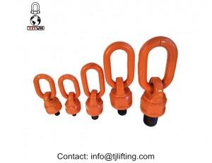 Anillo de aleación G80 de montaje de cabestrillo de cadena
