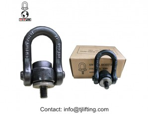 Central pull hoist ring capacity 0.5T thread size M8