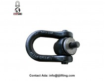 Double Swivel Shackle/safety swivel lifting rings