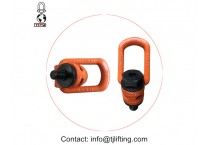 Eyebolts and Lifting Accessories for Actuators