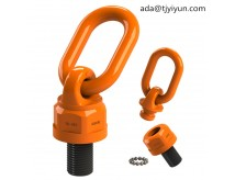 factory lifting point eye bolt versatile lifting swivel eye bolt for Safer lifting of Dies