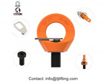 fixture components swivel eyebolt
