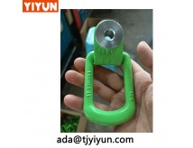 forged steel hoist ring / lifting point anchor shackle / anchor eye bolt lifting eye bolt