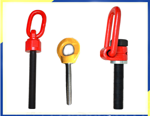 G80 gesmee Swivel takel Ring Long Bolt Direkte Prys uit China