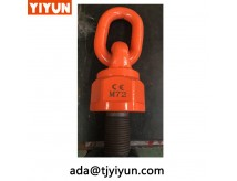 Grade 80 Fitting Anchor point precast concrete ring Alloy steel