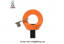 Hardware Rigging heavy duty metric thread screw swivel hoist ring