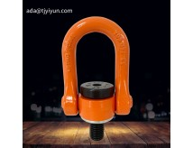heavy duty lifting point factory UNC thread m48 hoist ring to sling lifting point