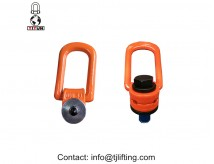 Heavy Lift Bail Swivel Hoist Rings