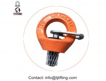 High load eye bolts SWIVEL HOIST EYEBOLTS