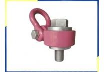 Hoist ring,swivel eye,eye bolt,heavy duty lifting point m56,m64 wll 22t