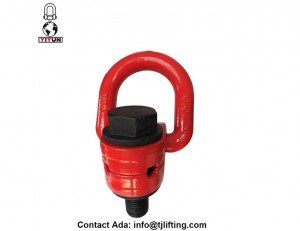 SAFE pointed m20 lifting hoist link CE Certificate Motor/dynamo lifting point