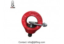 ISO approved  m30 male hoist rings