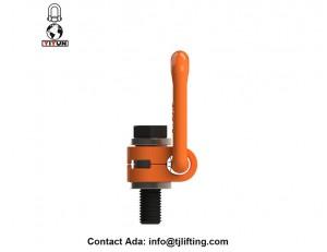 M36 YD081 BWL 16.8T G80 Lifting Swivel Hoist Ring WLL 4.2T Swivel Øjebolt