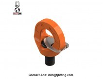 Lifting dan Material Handling Equipment dan Lifting Aksesori Rotating Eye Titik