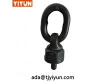 Point de levage rotatif de l'équipement et boulons pivotants pour le levage