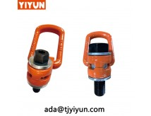 Lifting Eye Bolt Lifting Hook Lifting Lug Eye Point China Forged hoist ring