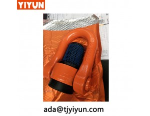 Vehicle mould swivel ring, Material Handling Equipment Parts Heavy Lifting Eye Bolts