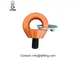 Lifting load m12 swivels hoist ring CE mark