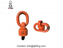 lifting loop/vertical load hoist ring to sling