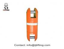 Lifting swivels-bullet type