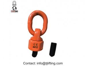 טבעת להניף בטיחות צלחות ואביזרים נוסע SIZE M12 מטרי