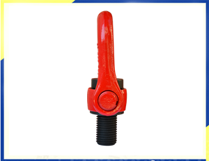 Reliable supplier of YDS center pull swivel lifting point M30 WLL 7.3T