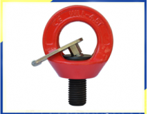 Ring bolts rotatable rotating eye lifting point high-strength grade 80