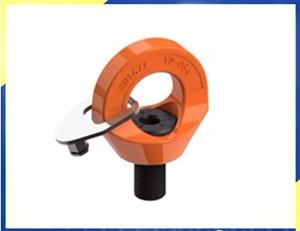 Кольца аксессуары грузоподъёмность 0.4T-12T метрической резьбой m8-M48 g80 поворотное точку подъема