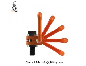 SAFE pointed engine lifting point