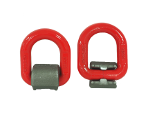 SAFE pointed welable lifting point 8T with spring