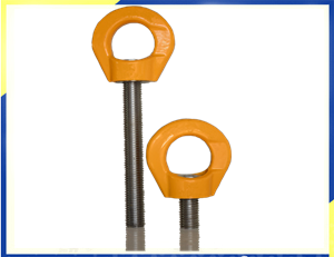 SS084 Stainless Steel Swivel Eye Bolts Key Eye Points