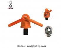 Swivel eyebolts / Hoist Rings / Lifting Points For Heavy Load WLL 35T