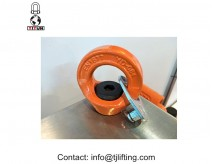 swivel lifting eye bolts/360 degree rotation
