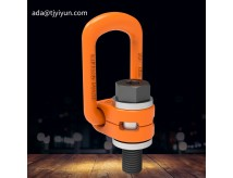 swivle lifting point accessories CE certificate  m22 hoist ring