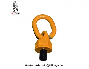 Tooling components universal hoist ring Metric thread M8