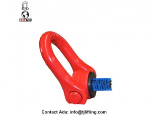 CE approved lifting points bolted M64 lifting clamps