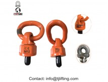 orange/red/black/OEM Forged bail SWIVEL EYEBOLT YD083