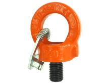 U.S. TYPE m24 hoist ring swivel 90 pivot rotation lifting point